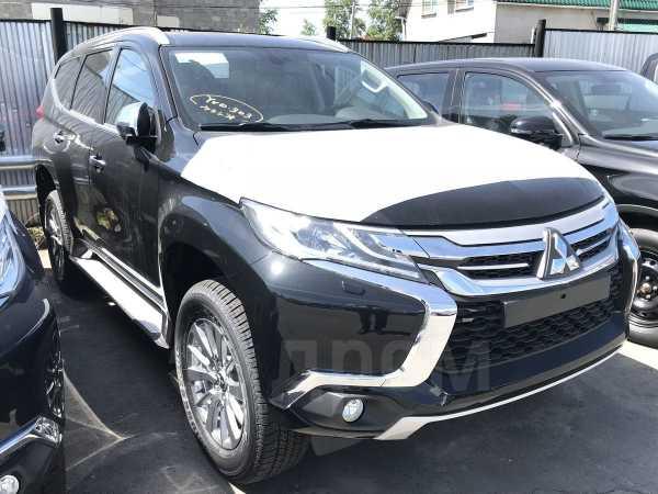 Mitsubishi Pajero Sport, 2018 год, 2 623 000 руб.