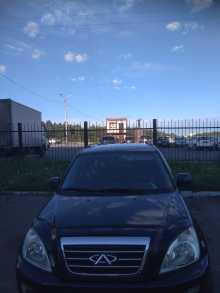 Прокопьевск Tiggo T11 2012