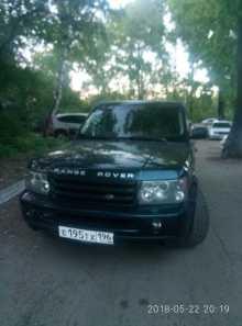 Land Rover Range Rover Sport, 2008 г., Хабаровск