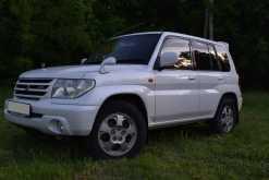 Mitsubishi Pajero IO, 2001 г., Барнаул