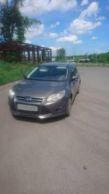 Новокузнецк Ford 2012