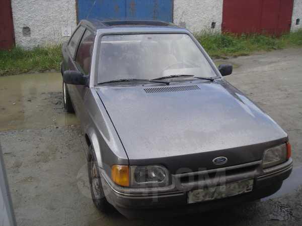Ford Escort, 1986 год, 55 000 руб.