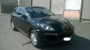 Курган Cayenne 2011