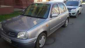 Nissan March, 2001 г., Красноярск