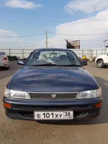 Нижнеудинск Corolla 1993