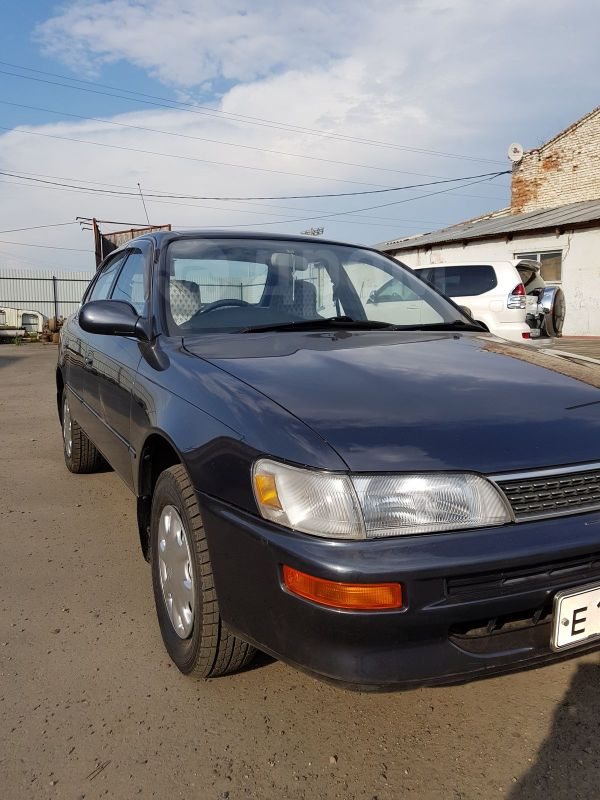 Toyota Corolla, 1993 год, 350 000 руб.