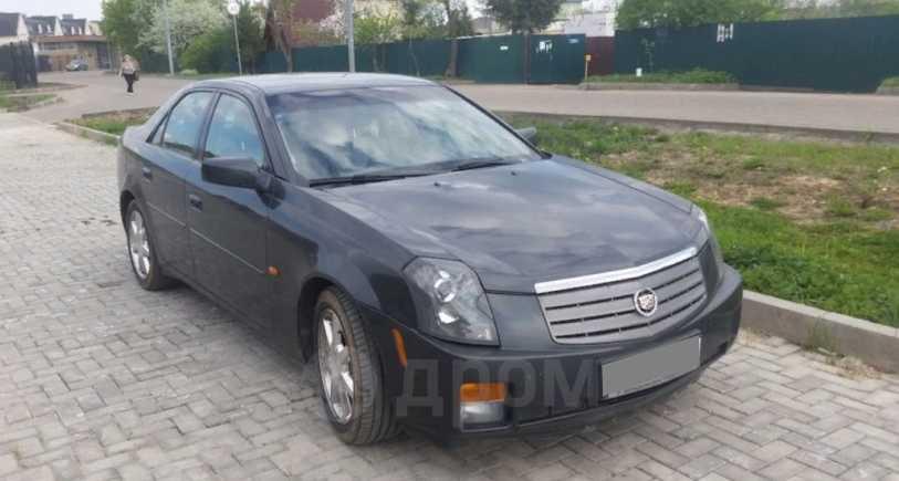 Cadillac CTS, 2002 год, 570 000 руб.