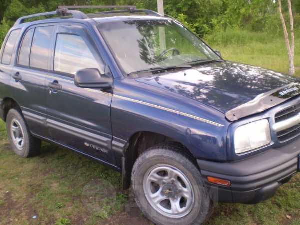 Chevrolet Tracker, 2000 год, 345 000 руб.