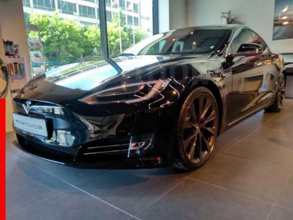 Tesla Model S, 2018 год, 15 980 000 руб.