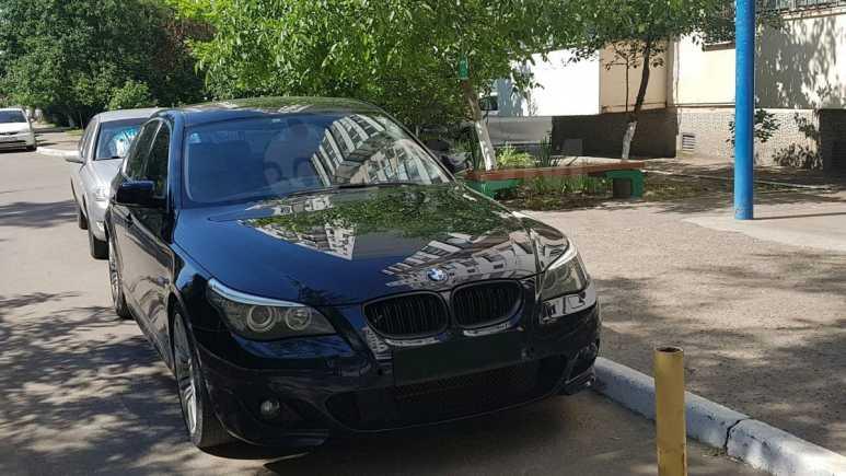 BMW 5-Series, 2007 год, 629 000 руб.