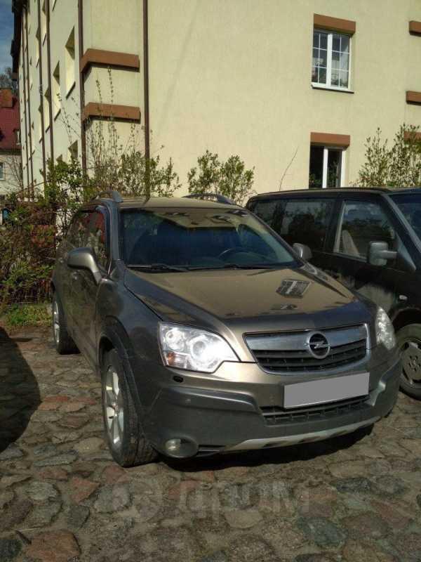 Opel Antara, 2008 год, 520 000 руб.