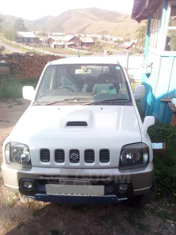 Suzuki Jimny, 2002 год, 230 000 руб.