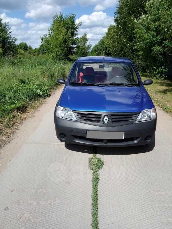 Renault Logan, 2009 год, 170 000 руб.