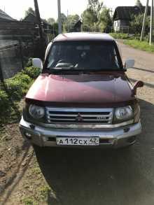 Новокузнецк Pajero 1998