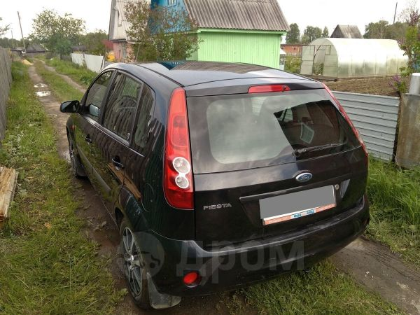 Ford Fiesta, 2006 год, 210 000 руб.