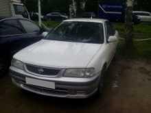 Nissan Sunny, 2000 г., Екатеринбург