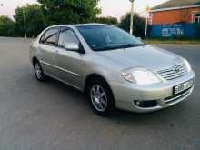 Лабинск Corolla 2004