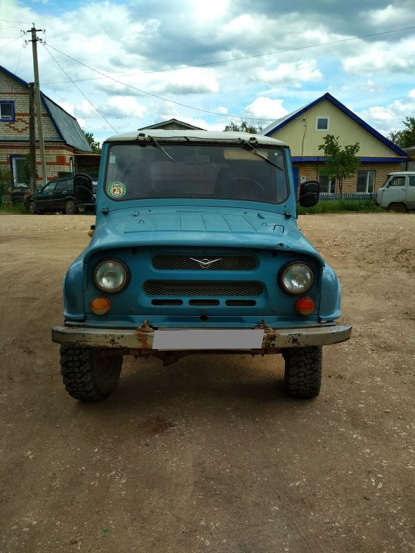 УАЗ 3151, 1993 год, 85 000 руб.