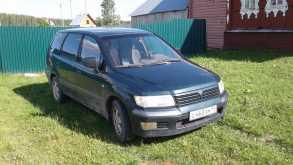 Mitsubishi Space Wagon, 2002 г., Москва