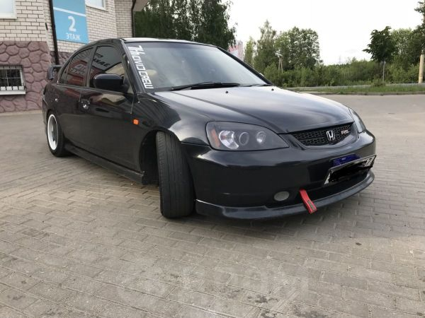 Honda Civic, 2001 год, 310 000 руб.