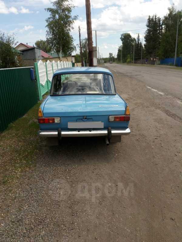 Москвич 412, 1988 год, 40 000 руб.
