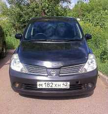 Nissan Tiida, 2005 г., Кемерово