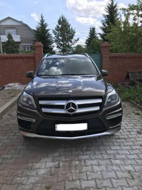 Mercedes-Benz GL-Class, 2013 год, 2 550 000 руб.