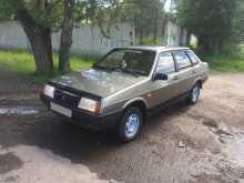 ВАЗ (Лада) 21099, 2002 г., Красноярск