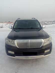 Кызыл Land Cruiser 2008