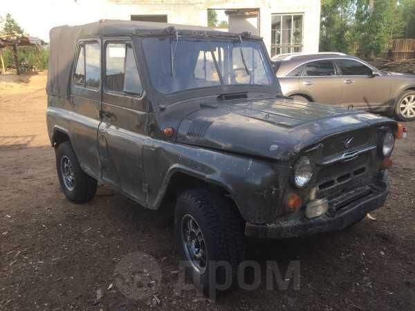 УАЗ 469, 1980 год, 120 000 руб.