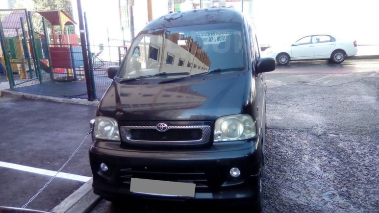 Toyota Sparky, 2002 год, 170 000 руб.