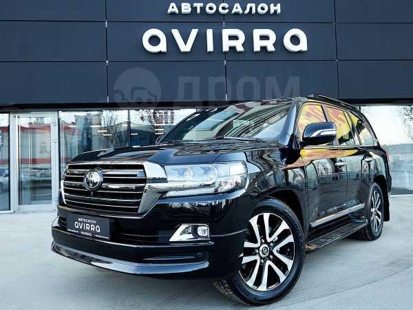 Toyota Land Cruiser, 2018 год, 5 669 000 руб.