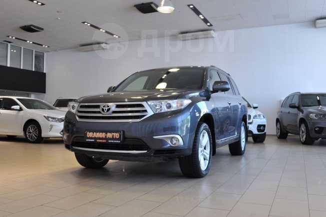 Toyota Highlander, 2012 год, 1 195 000 руб.