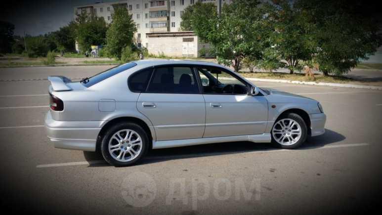 Subaru Legacy B4, 2001 год, 335 000 руб.