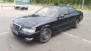 Кызыл Toyota Cresta 1999