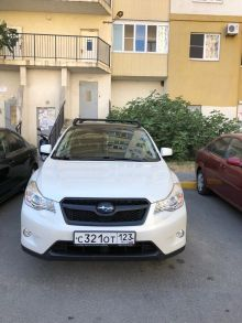 Новороссийск Subaru XV 2015