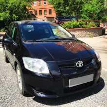 Toyota Auris, 2007 г., Новосибирск