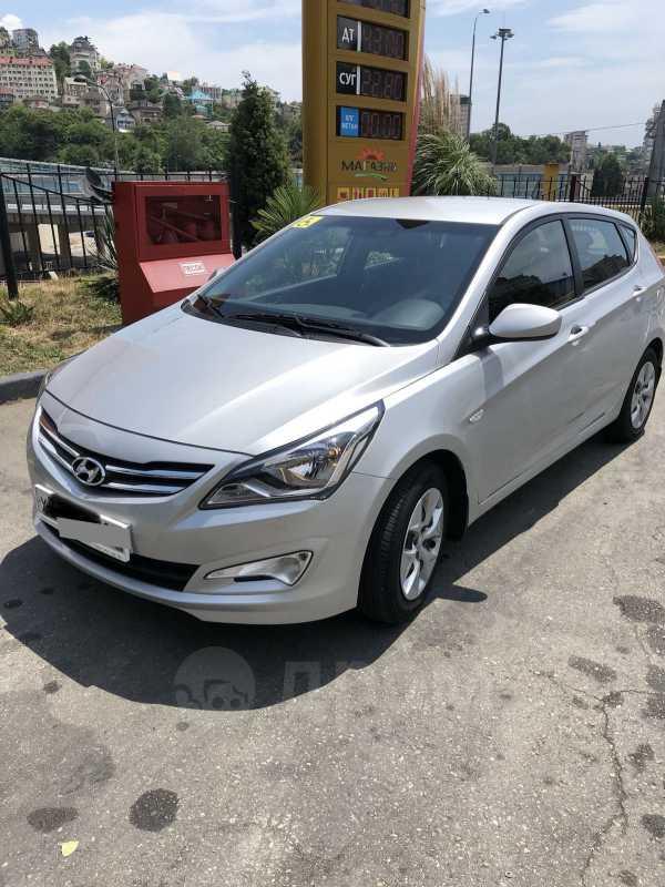 Hyundai Solaris, 2016 год, 635 000 руб.