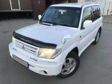 Mitsubishi Pajero IO, 2000 г., Барнаул