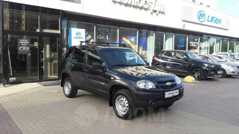 Chevrolet Niva, 2016 год, 499 000 руб.