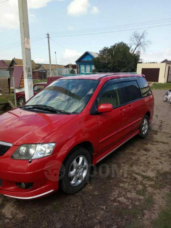 Mazda MPV, 2002 год, 300 000 руб.