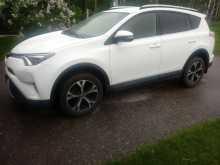 Toyota RAV4, 2015 г., Омск