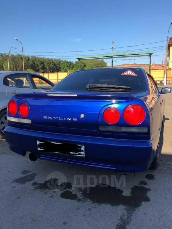 Nissan Skyline, 2000 год, 340 000 руб.