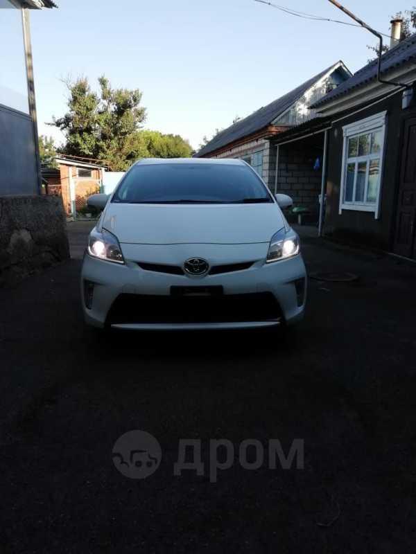 Toyota Prius, 2012 год, 859 000 руб.