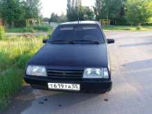 ВАЗ (Лада) 2109, 1998 г., Омск