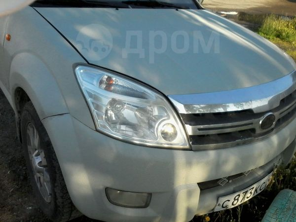 Great Wall Hover H3, 2008 год, 330 000 руб.