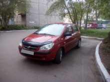 Челябинск Getz 2010