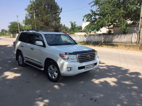 Toyota Land Cruiser, 2014 год, 3 000 000 руб.