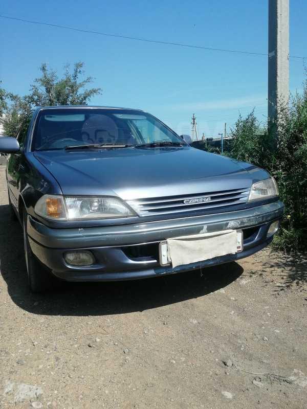 Toyota Carina, 1997 год, 215 000 руб.