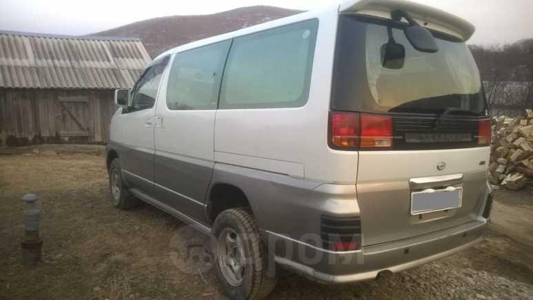 Nissan Elgrand, 1991 год, 300 000 руб.